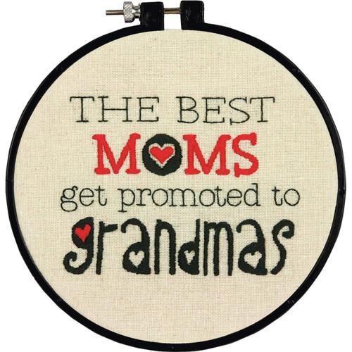Dimensions 'Stitch Wits' - Grandma