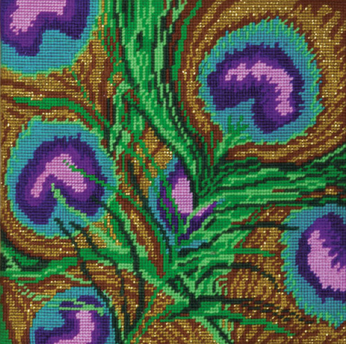 Design Works - Peacock Feathers