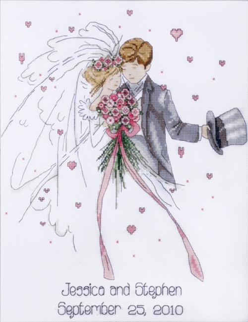 Design Works - Wedding Couple