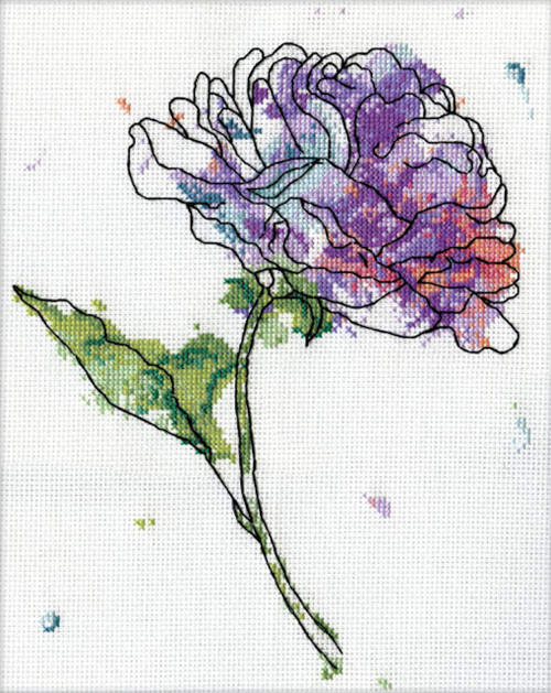 Design Works - Lilac Floral