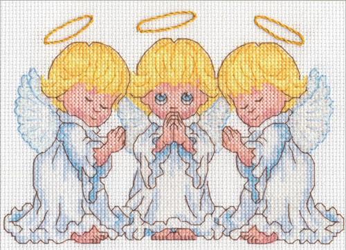 Dimensions Mini Kit - Little Angels