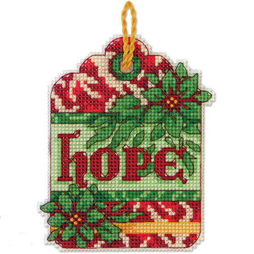 "Dimensions - ""Hope"" Ornament"
