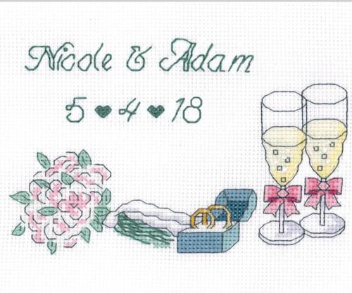 Janlynn - Wedding Day Announcement