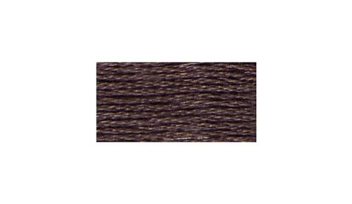 DMC # 09 Very Dark Cocoa Floss / Thread