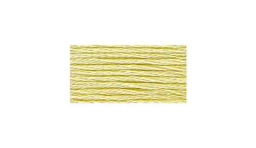 DMC # 11 Light Tender Green Floss / Thread