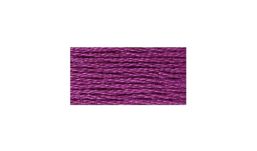 DMC # 34 Dark Fuchsia Floss / Thread