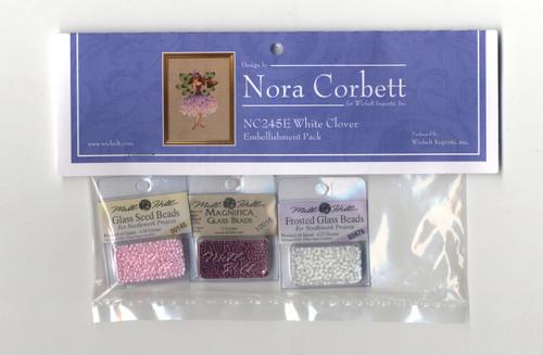 Mirabilia Embellishment Pack  - White Clover