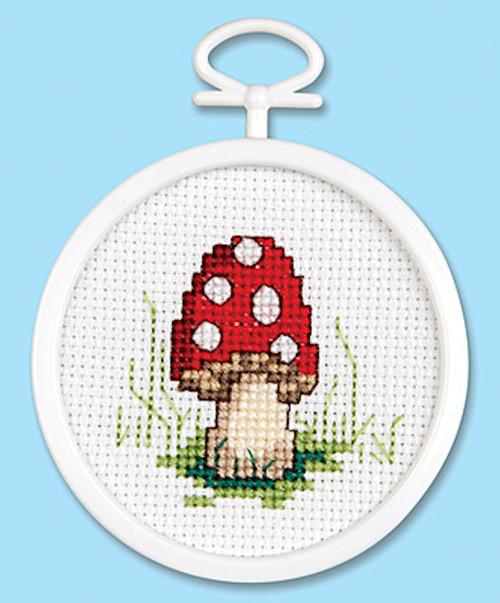 Janlynn Mini - Mushroom