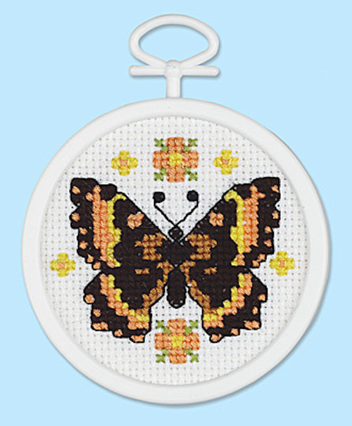 Janlynn Mini - Beautiful Butterfly