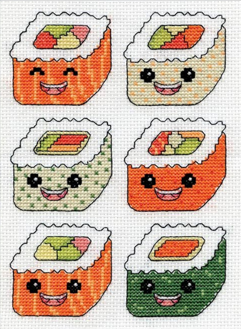 Design Works - Happy Sushi