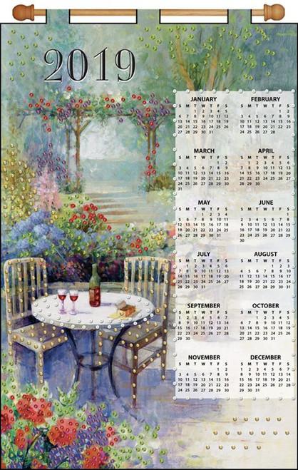 Design Works - Romance 2019 Calendar