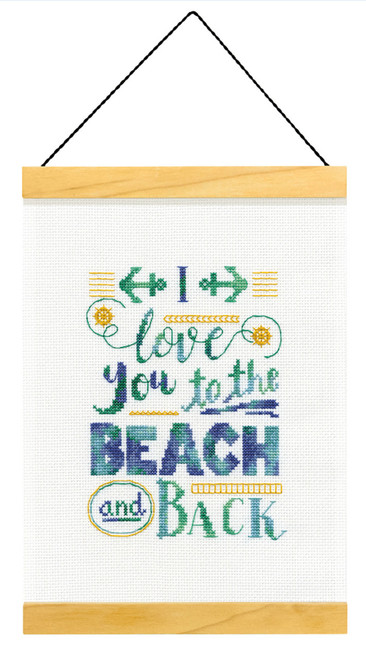 Dimensions - To the Beach and Back Banner