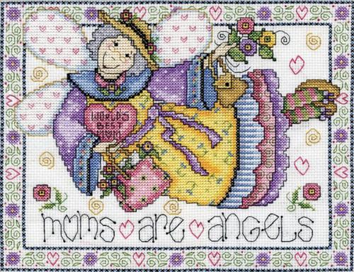 Design Works - Moms are Angels
