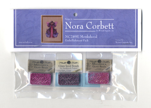 Mirabilia Embellishment Pack  - Monkshood