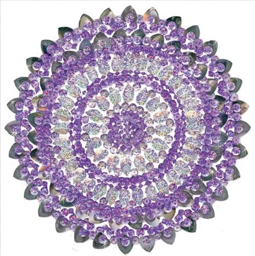 Zendazzle - Lilac Mandala
