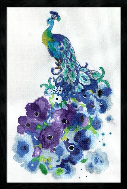 Design Works - Peacock (DW3240)