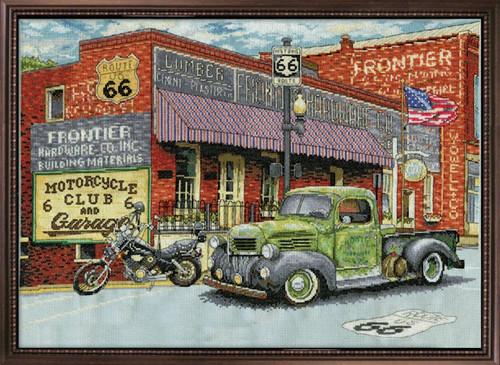 Design Works - Frontier Hardware