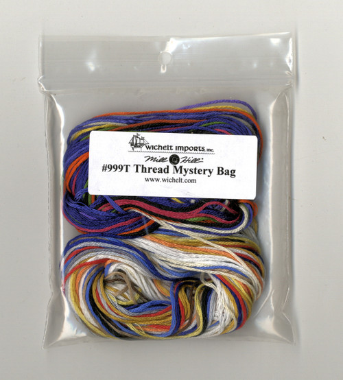 DMC - Mini Mystery Bag of Thread (Floss)