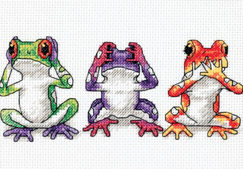 Dimensions Minis - Tree Frog Trio