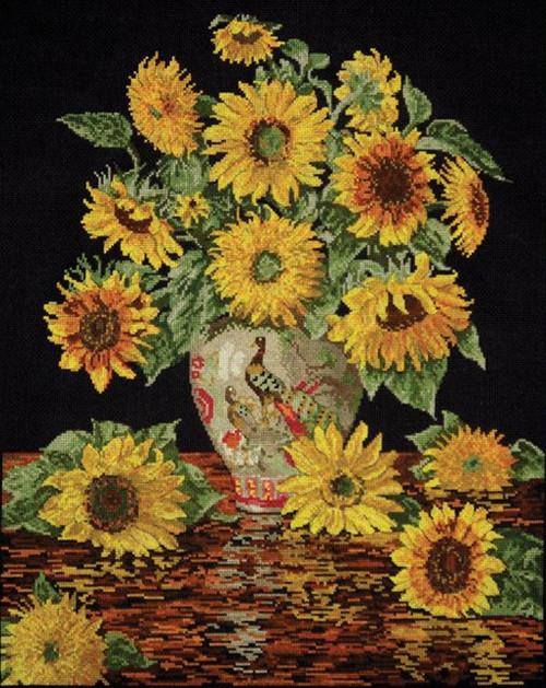Design Works - Sunflower Vase