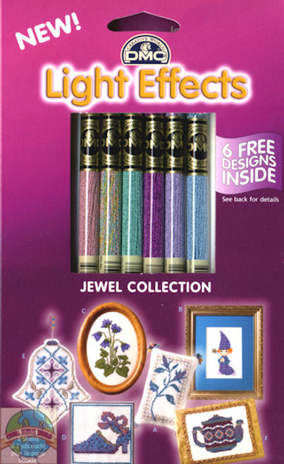 DMC - Light Effects Jewel Collection