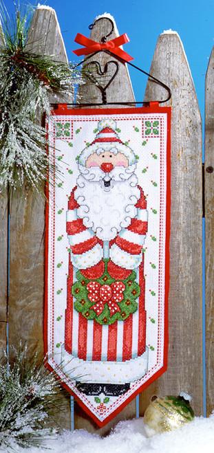 Design Works - Santa Banner