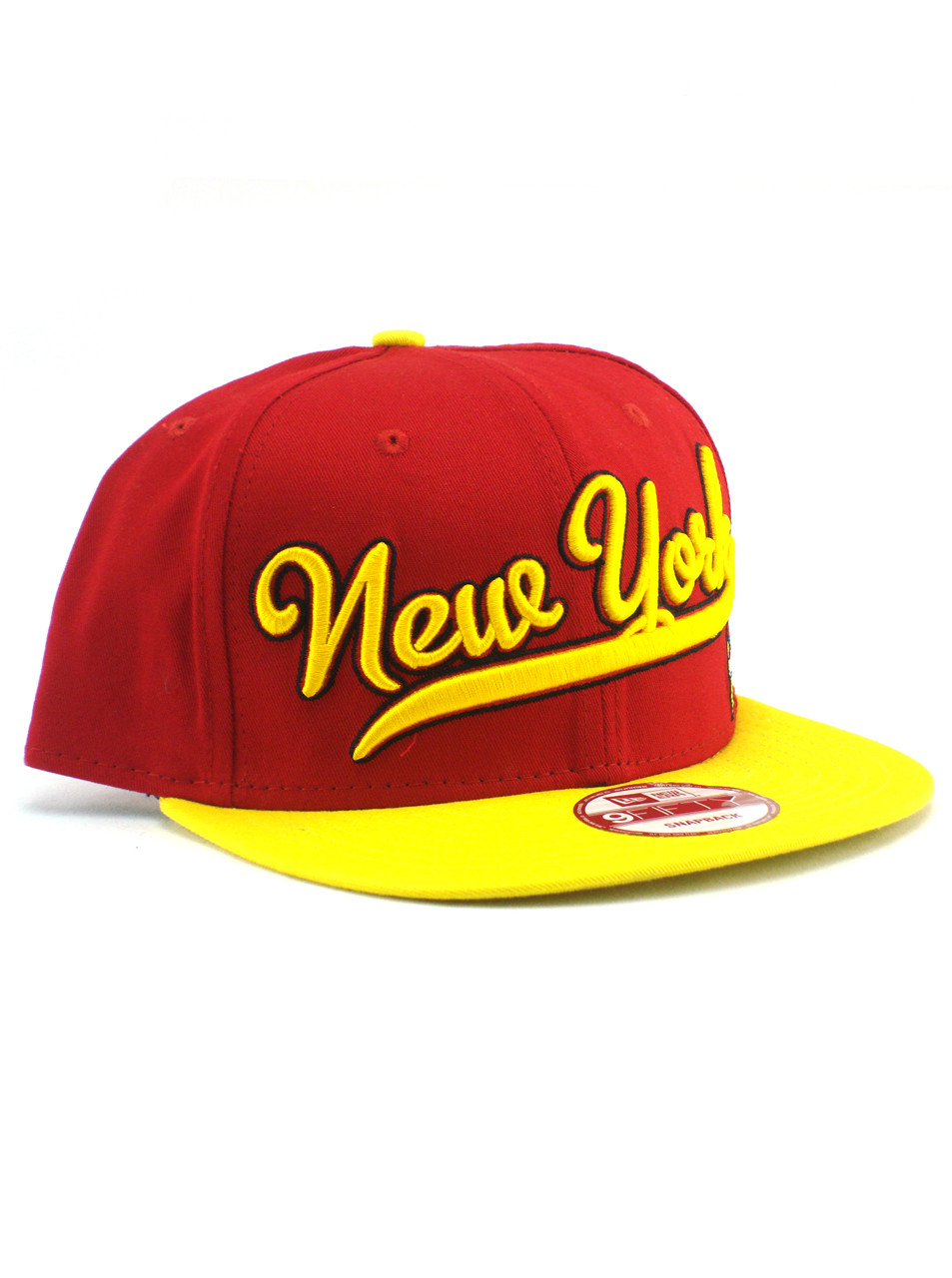 ... black silver 5bc88 11cdb spain new era new york iron man 9fifty snapback  hat view 1 1c2a7 fd001 ... 490d6d5de533