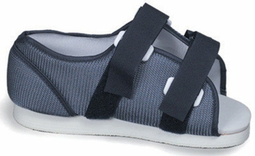 Blue Mesh Post-Op Shoe (Size=Women's Medium (450122))