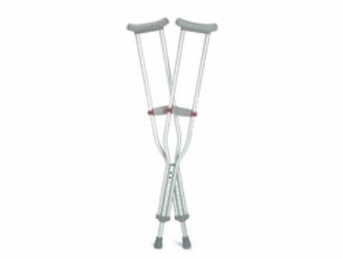 Red Dot Adult Crutches, Adult, 1 Pair