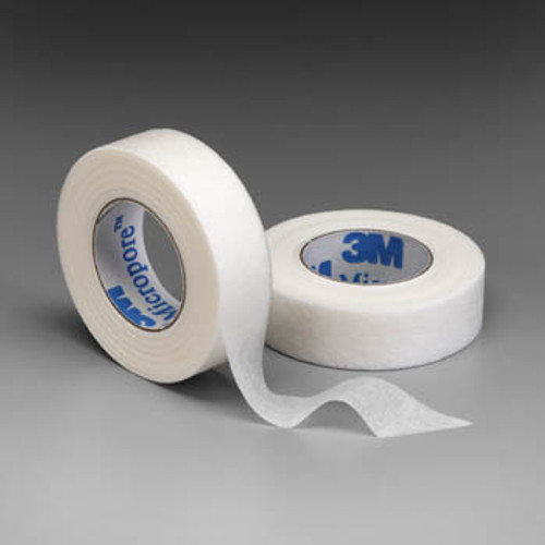 "Paper Surgical Tape, 1"" x 10 yds, 12 rl/bx,"