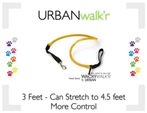 URBANwalk'r Gold - Small (6-12lbs)