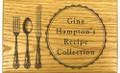 Silverware Collection Oak Personalized 4x6 Recipe Card Box