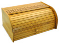 Silverware Wood Breadbox
