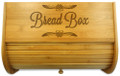 Forever Bamboo Bread Box