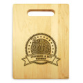 Blue Ribbon 9x12 Engraved Cutting Board Featuring Handle Maple Wood