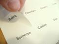 Full Page Family Recipe Book Binder Kit - White