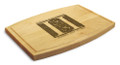 Fairy Tale 9x12 Grooved Personalized Cutting Board
