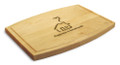 Homemade 9x12 Grooved Personalized Cutting Board