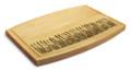 Lavender 9x12 Grooved Custom Cutting Board