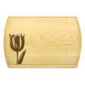 Tulip 10x16 Grooved Maple Cutting Board