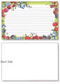 4x6 Berries & Cherries Recipe Card