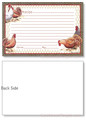 4x6 Chicken Coop Recipe Card