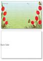 4x6 Tulips Recipe Card