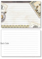 4x6 Recipe Card  - Honey at Home 36ea