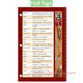 Half Page Kitchen Conversion Cheat Sheet