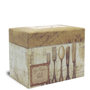Recipe box warehouse big selection of recipe boxes to choose form 4 x 6 recipe box perfect setting thecheapjerseys Images