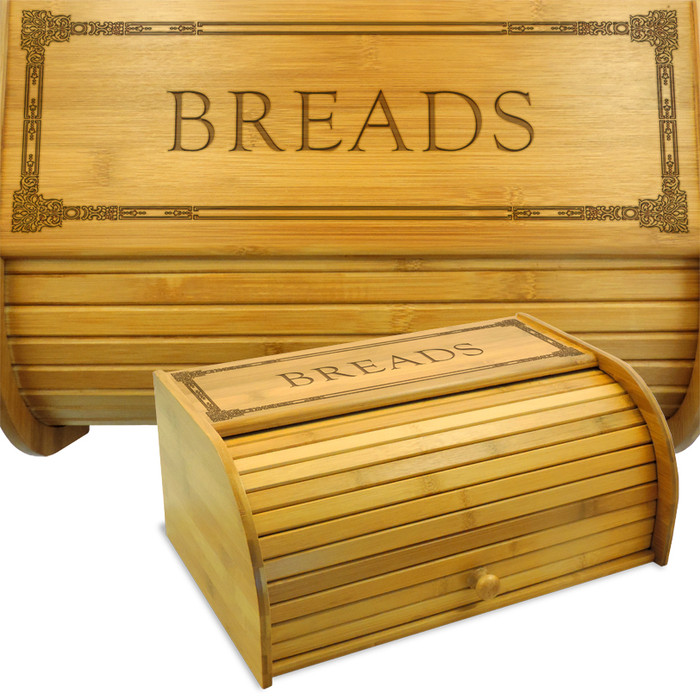 Corinthian Bread Box