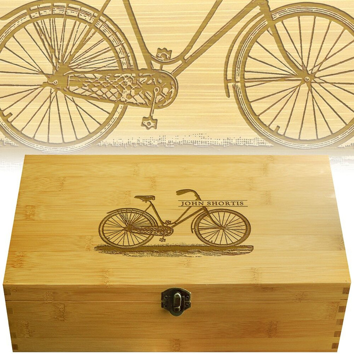 Bicycle Multikeep Tea Box
