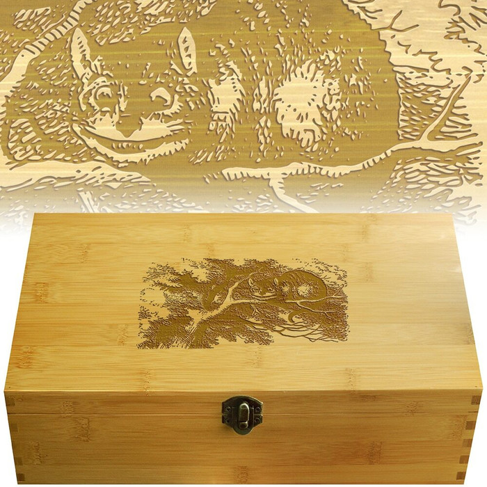 Cheshire Multikeep Nicknack Box