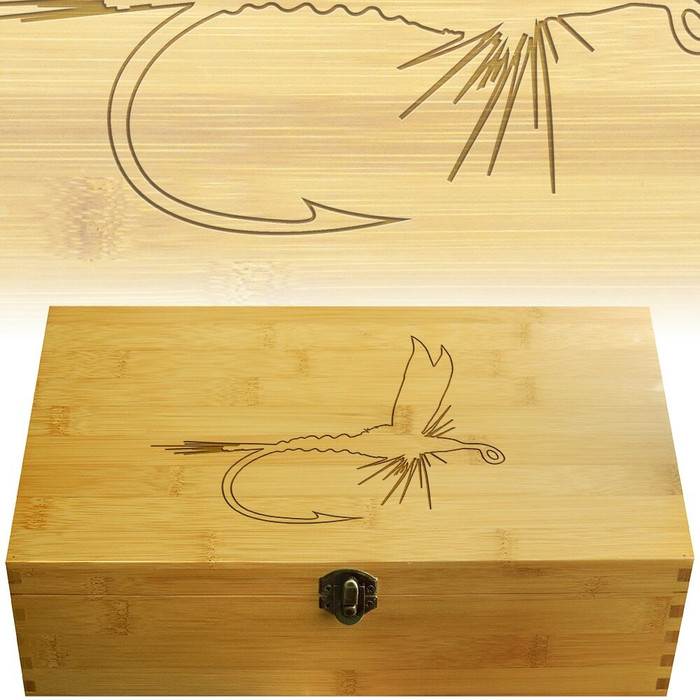 Fly Collection Multikeep Nicknack Box